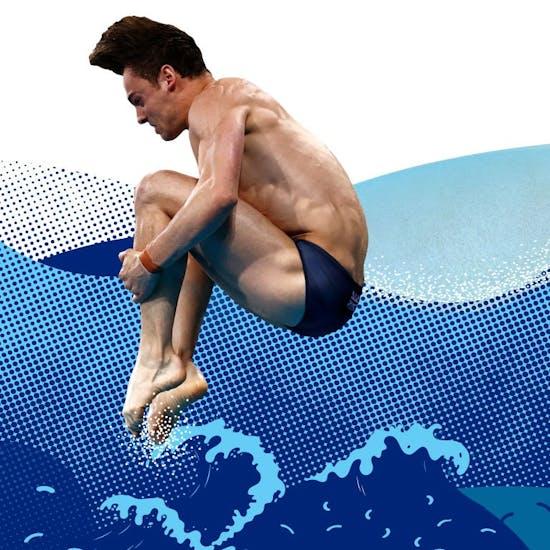 British diver Tom Daley