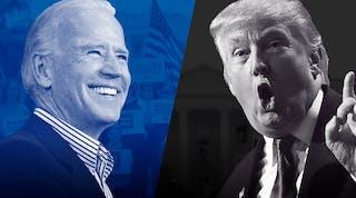 Joe Biden vs. Donald Trump; First Presidential Debate