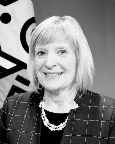 Headshot of Mayor Patti Garrett