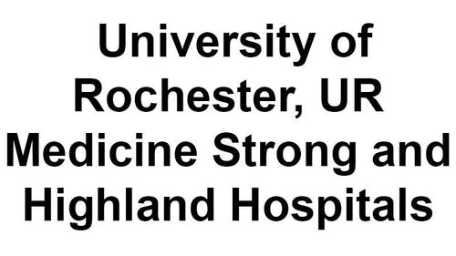 University of Rochester, UR Medicine Strong and Highland Hospitals